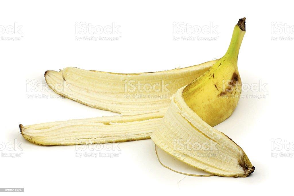 Banana Haut weg – Foto