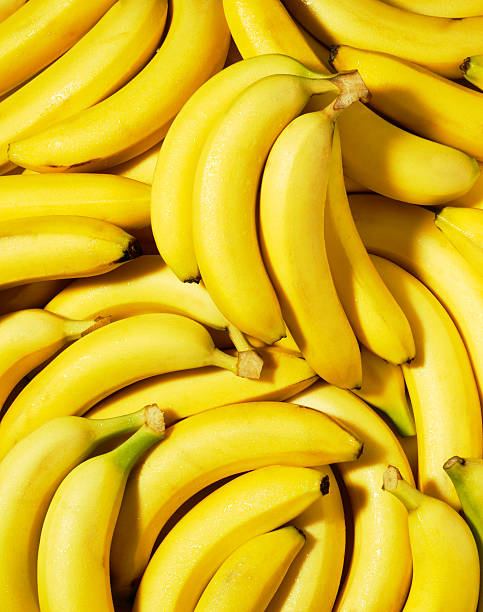 Banana wallpaper (2) Check out more Fruit Backgrounds: banana stock pictures, royalty-free photos & images