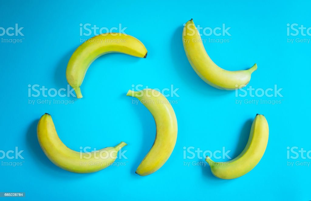 Bananas background foto de stock royalty-free