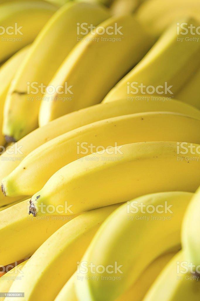 Bananas royalty-free stock photo