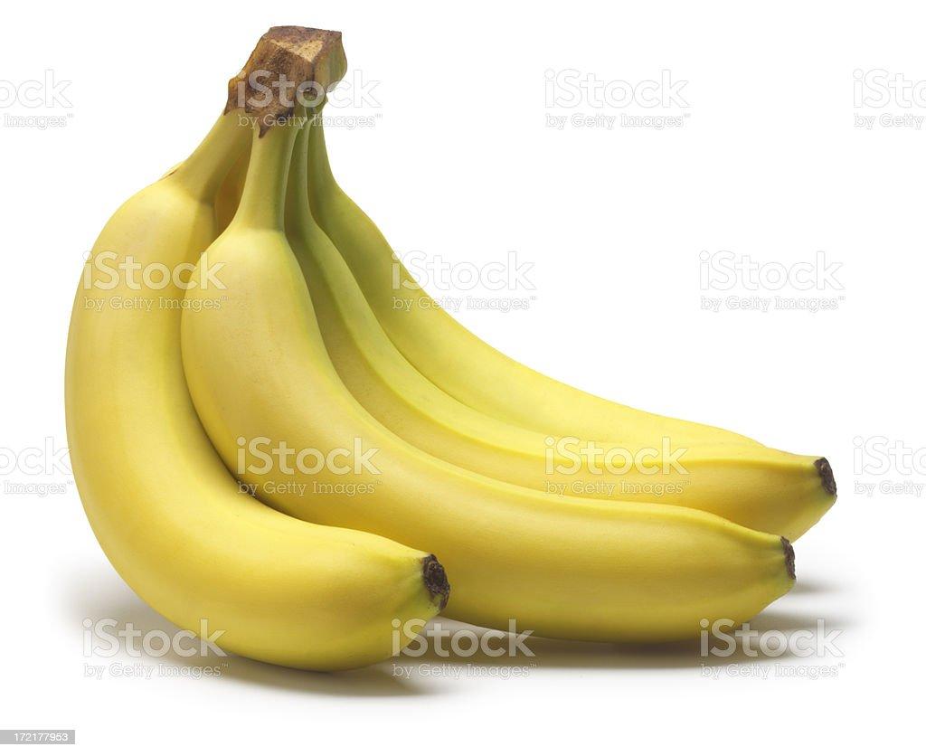 Bananas stock photo