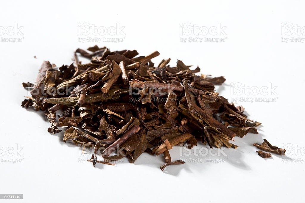 Bancha Tea stock photo