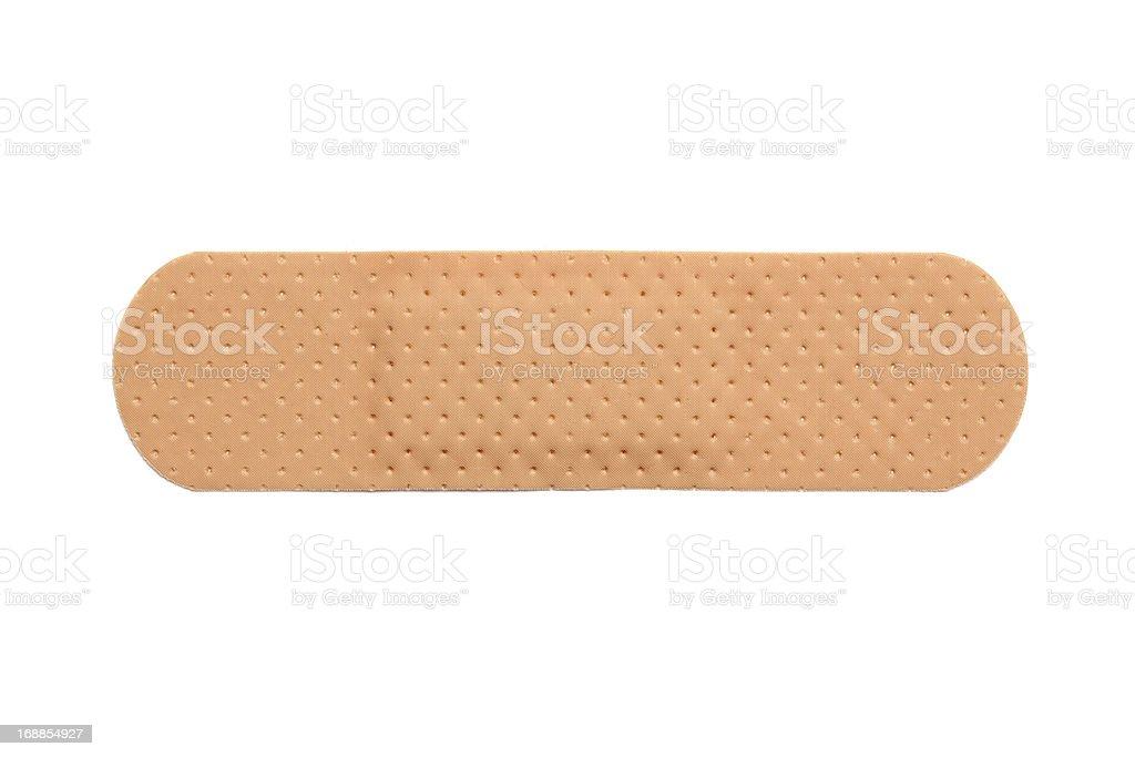 Band aid closeup stock photo