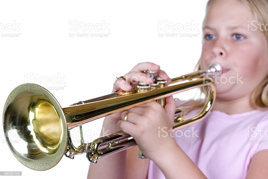 Band Member royalty-free stock photo