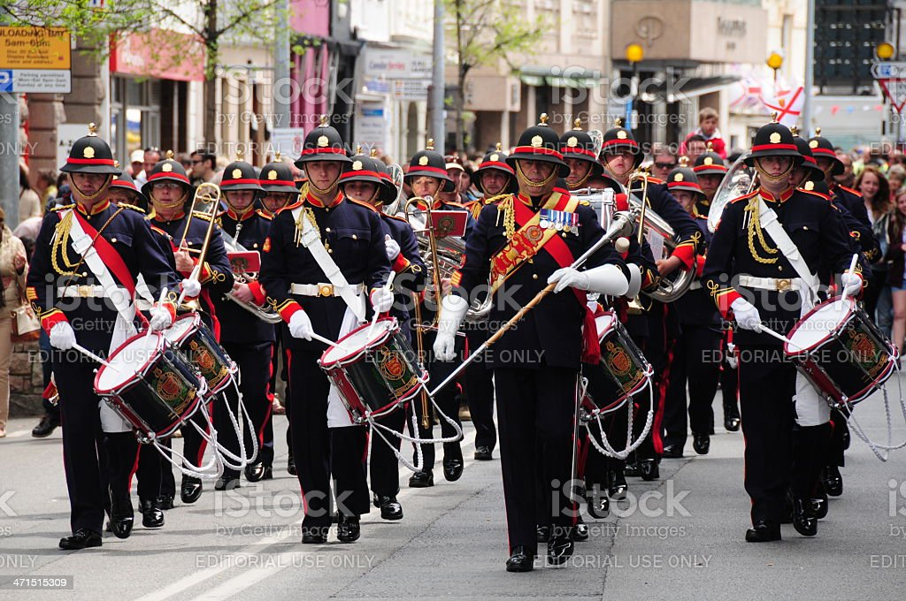 Band of Jersey. royalty-free stock photo