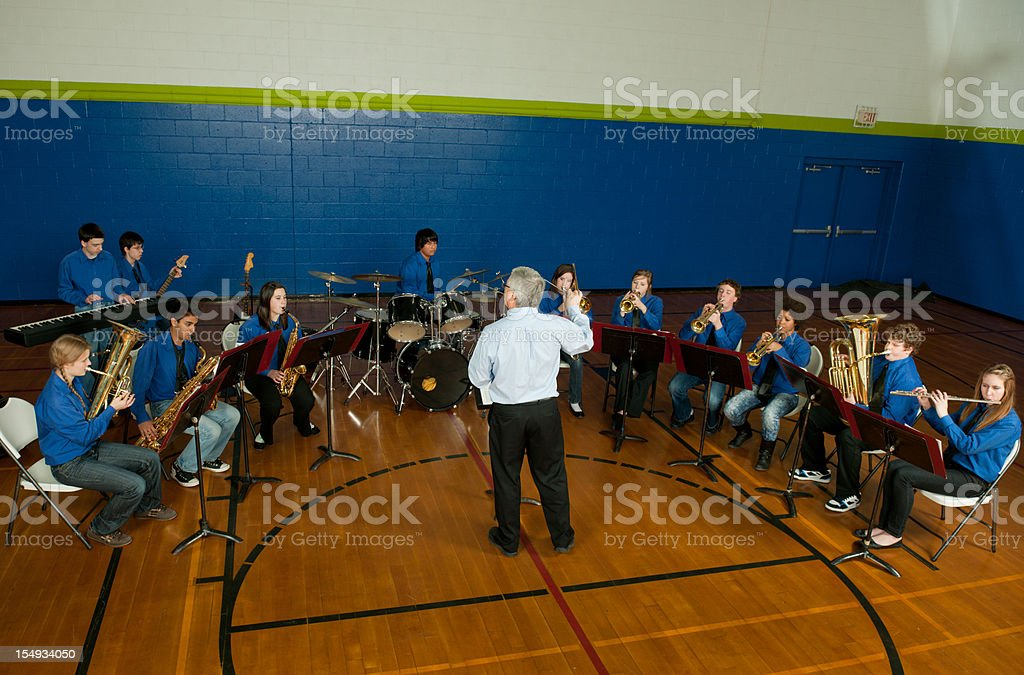 Band stock photo