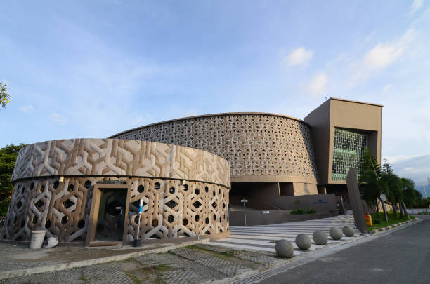 Banda Aceh, Aceh Province, Indonesia. 27. November 2015: ACEH Tsunami-Museum – Foto