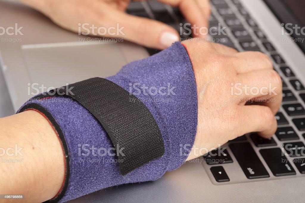 Bandage Lizenzfreies stock-foto
