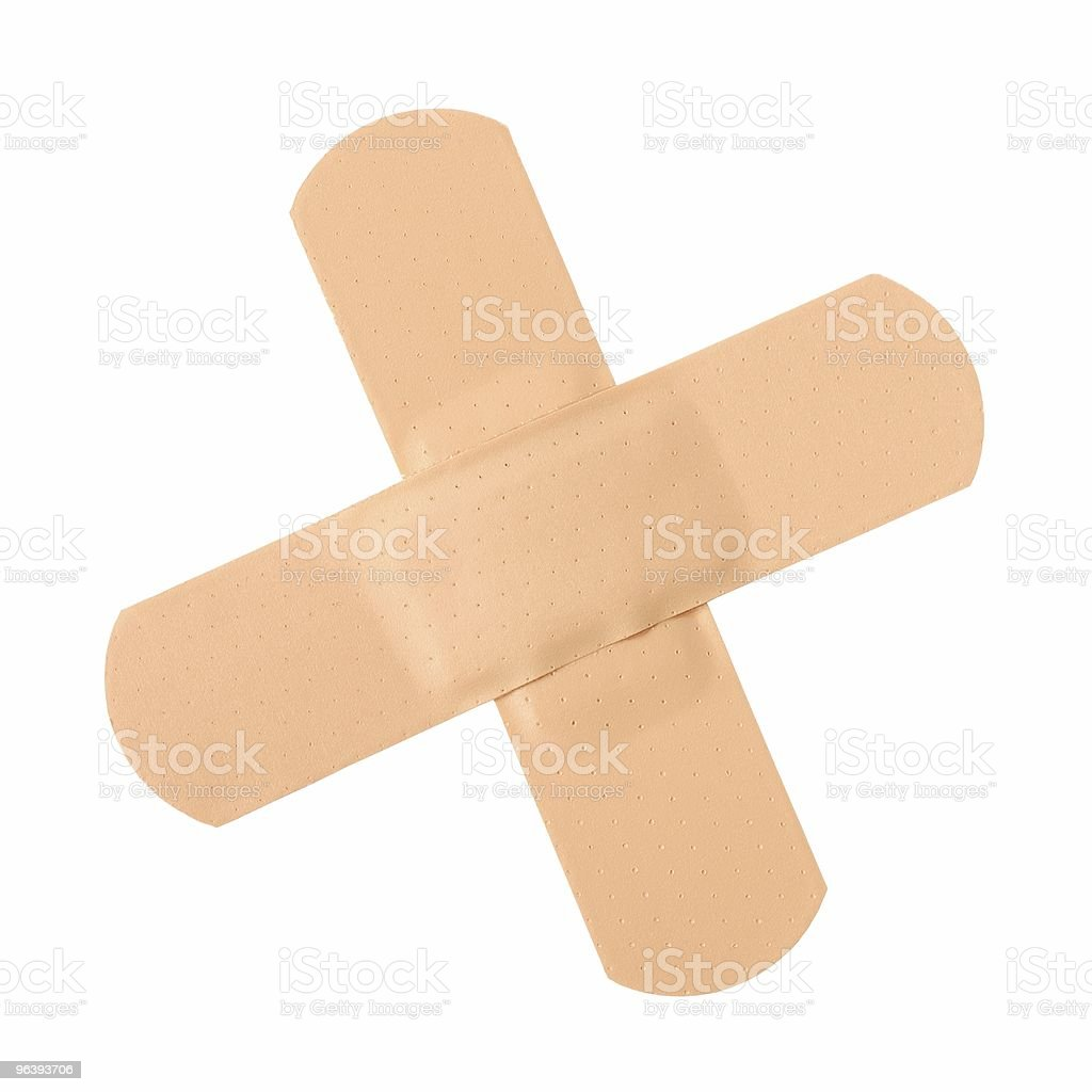 Bandage - Royalty-free Adhesive Bandage Stock Photo