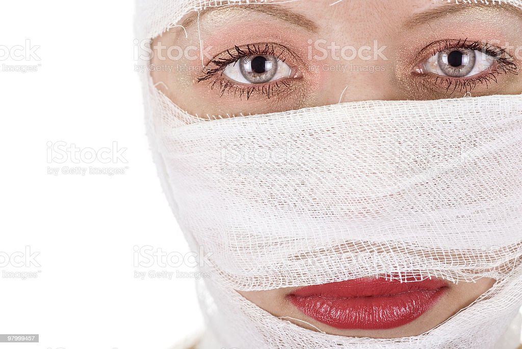 bandages royalty free stockfoto