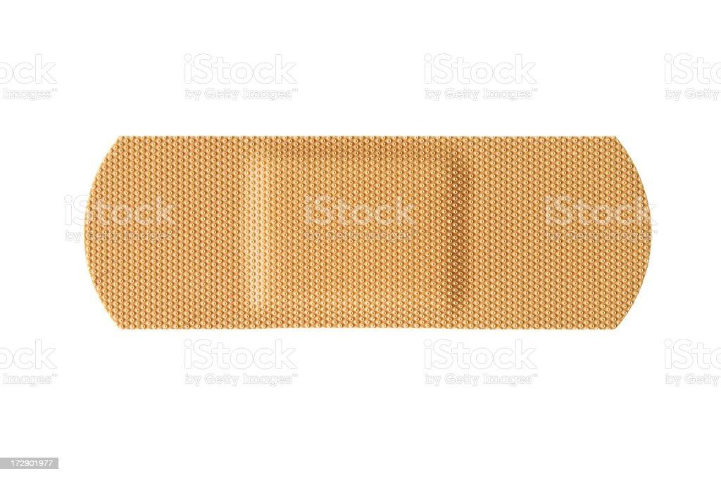 Bandaid stock photo