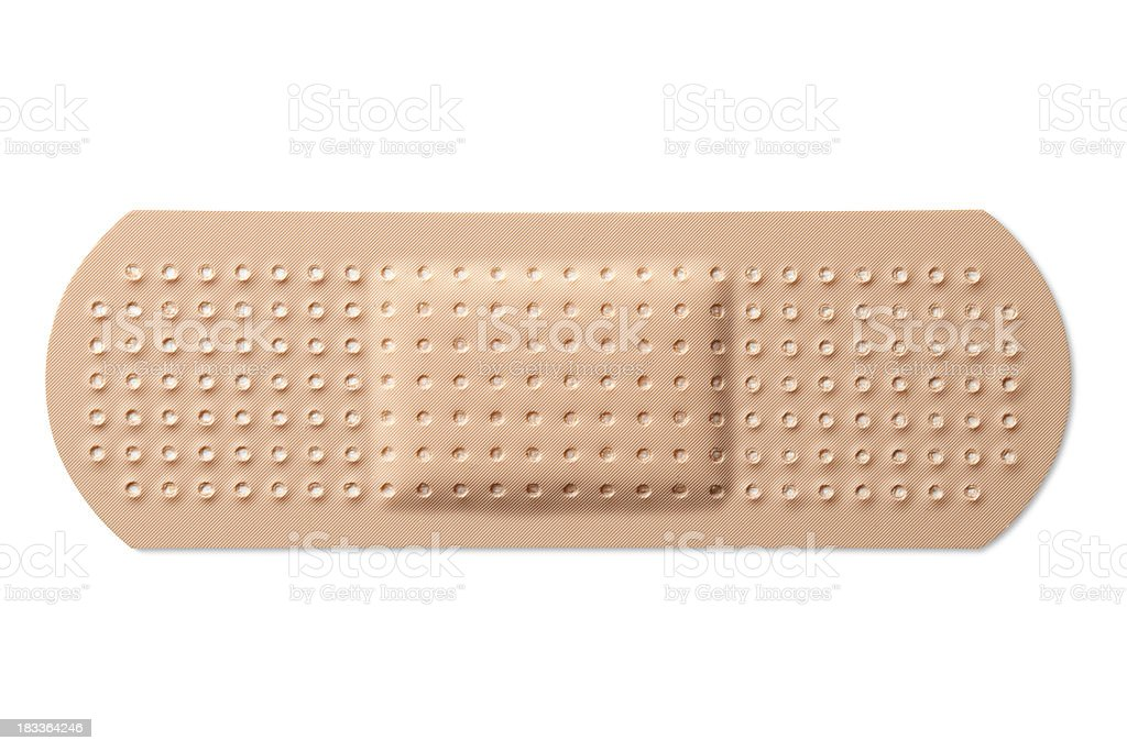 Bandaid stock photo