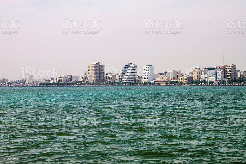 Bandar Abbas stock photo