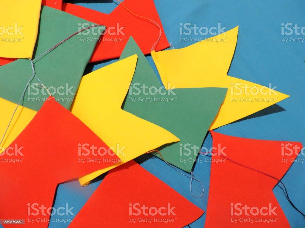 Bandeirola - foto de acervo