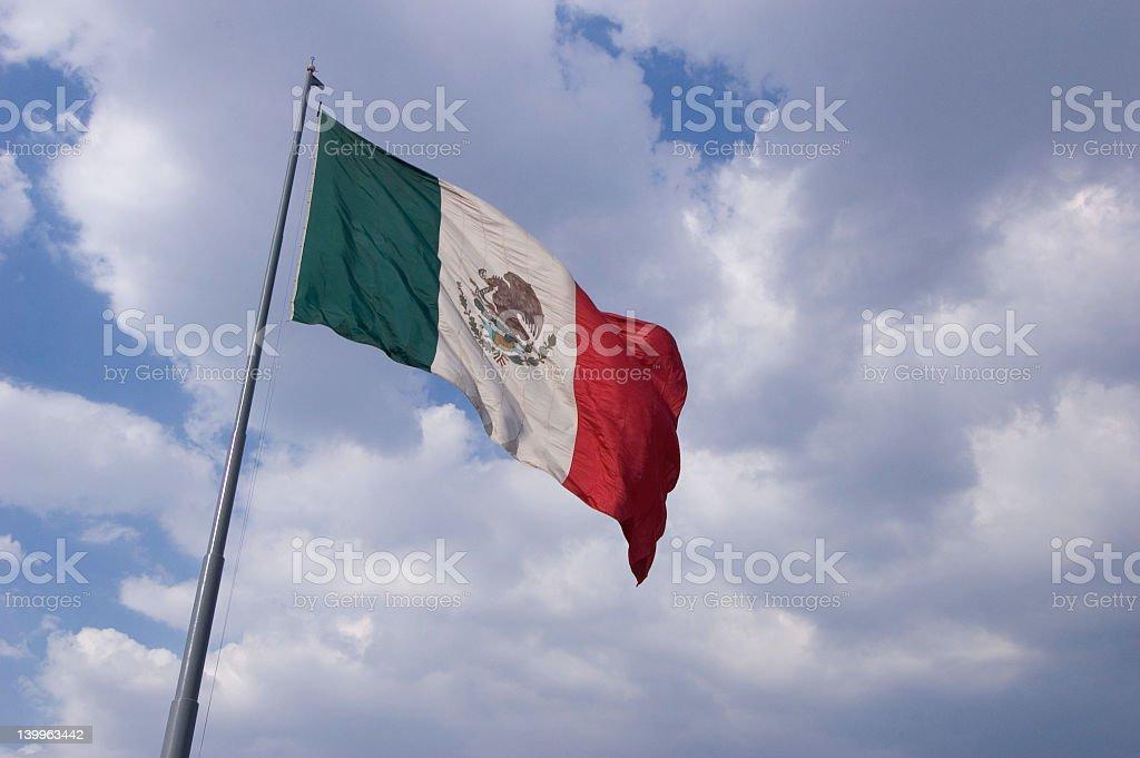 Bandera1 stock photo
