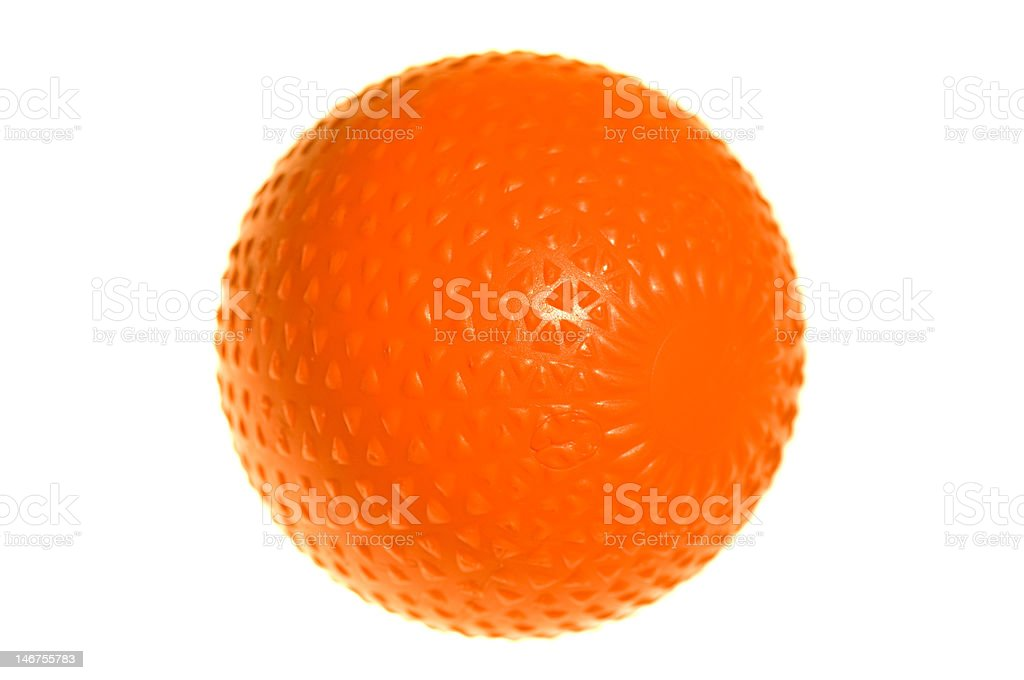 Bandy Ball stock photo