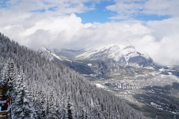 Banff, Kanada – Foto