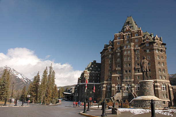 Banff Fairmont Spring Hotel