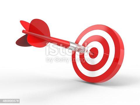 istock Bang on target 485895578