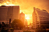 istock Bangalore city scape 526897727