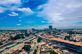 istock Bangalore city scape 526899549