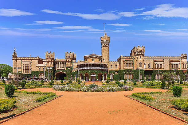 Bangalore India Bangalore Palace, Bangalore, India bangalore stock pictures, royalty-free photos & images