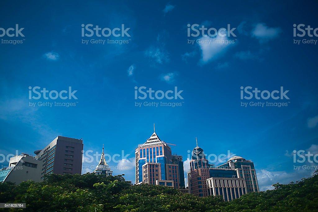 bangalore stock photo
