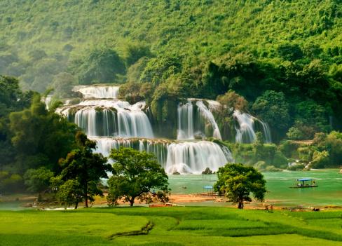 483422527 istock photo BanGioc waterfall in CaoBang, VietNam 185836779