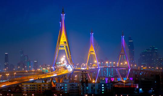 istock Bangkok City At Twilight 1010118498