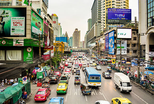 Bangkok Stadt – Foto