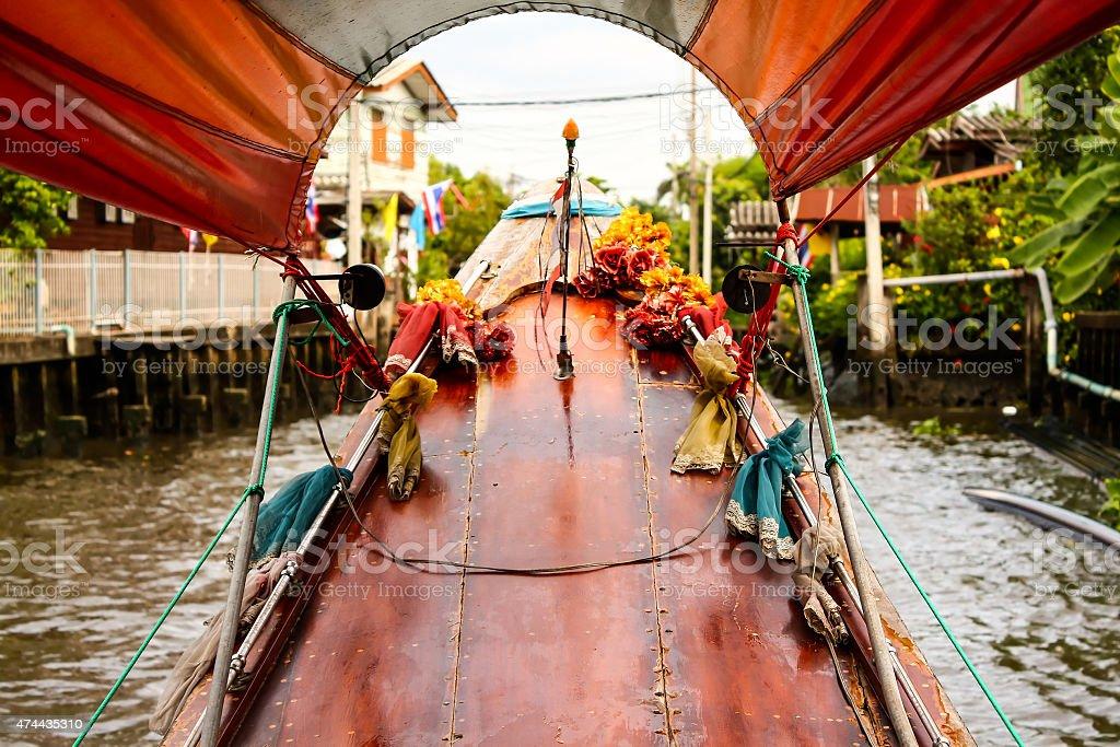 Bangkok leisure time stock photo