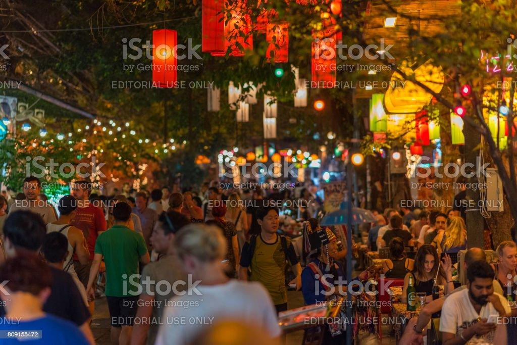 Nachtleben in Bangkok – Foto