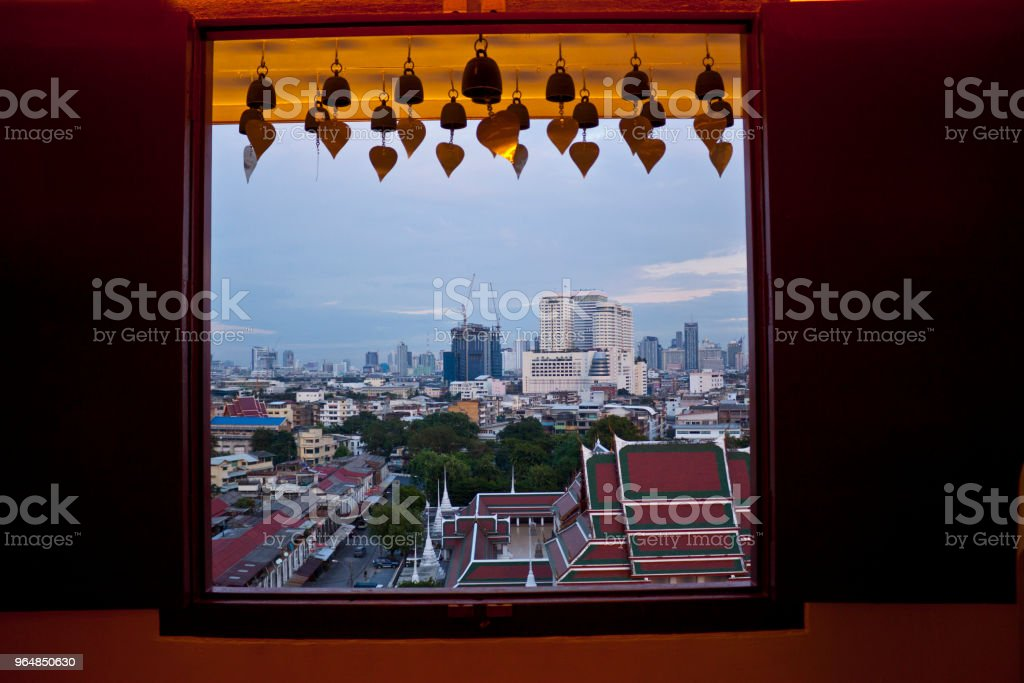 Bangkok royalty-free stock photo