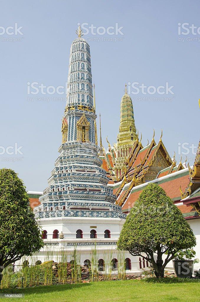Bangkok Royal Complex royalty-free stock photo