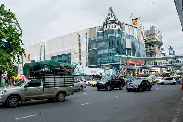 Bangkok streets – Foto