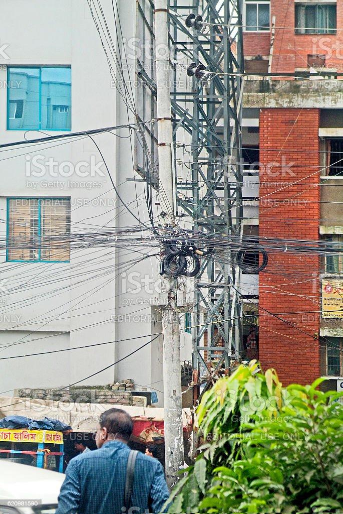 Bangladesh, Dhaka, foto royalty-free