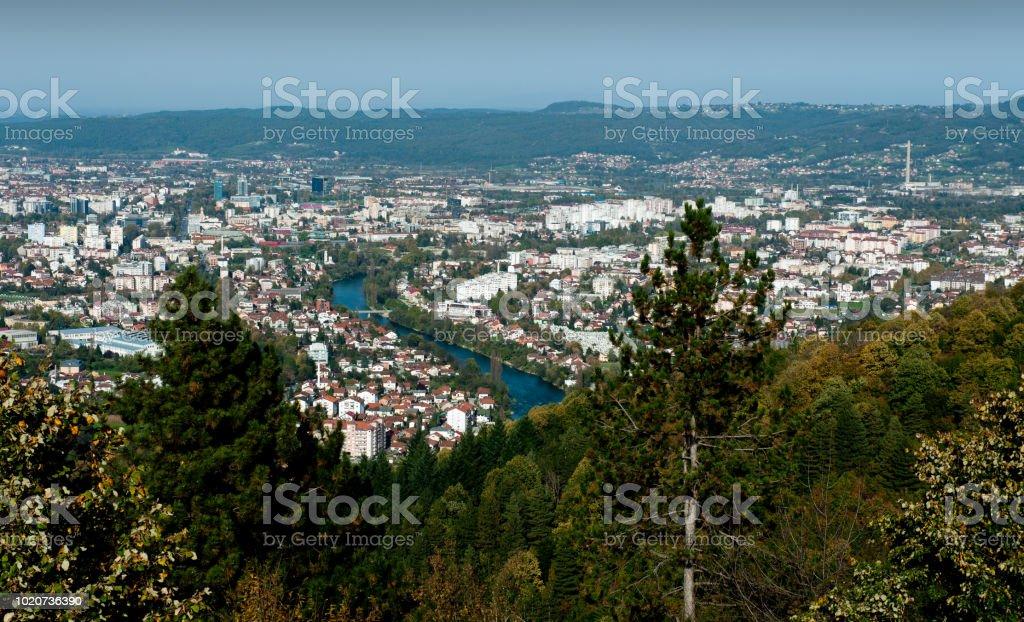 Banja Luka stock photo