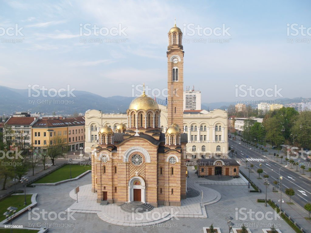 Banja Luka stock photo