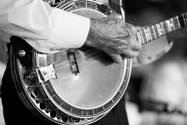 Banjo BW – Foto
