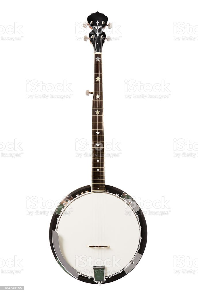 Banjo - foto de acervo