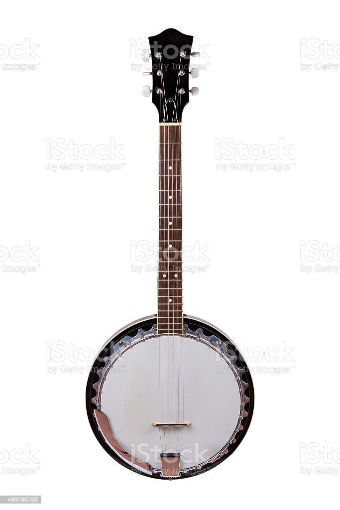 Banjo stock photo