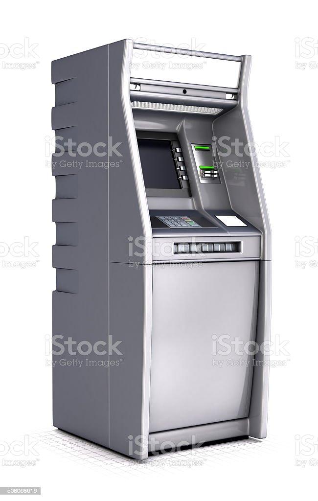 ATM Bank Cash Machine stock photo