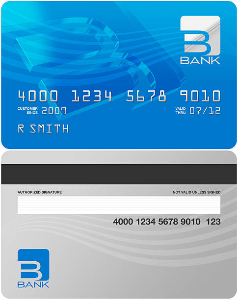 Royalty Free Back Of Credit Card Pictures Images And Stock Photos