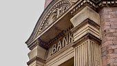 istock Bank Doorway 1008926982