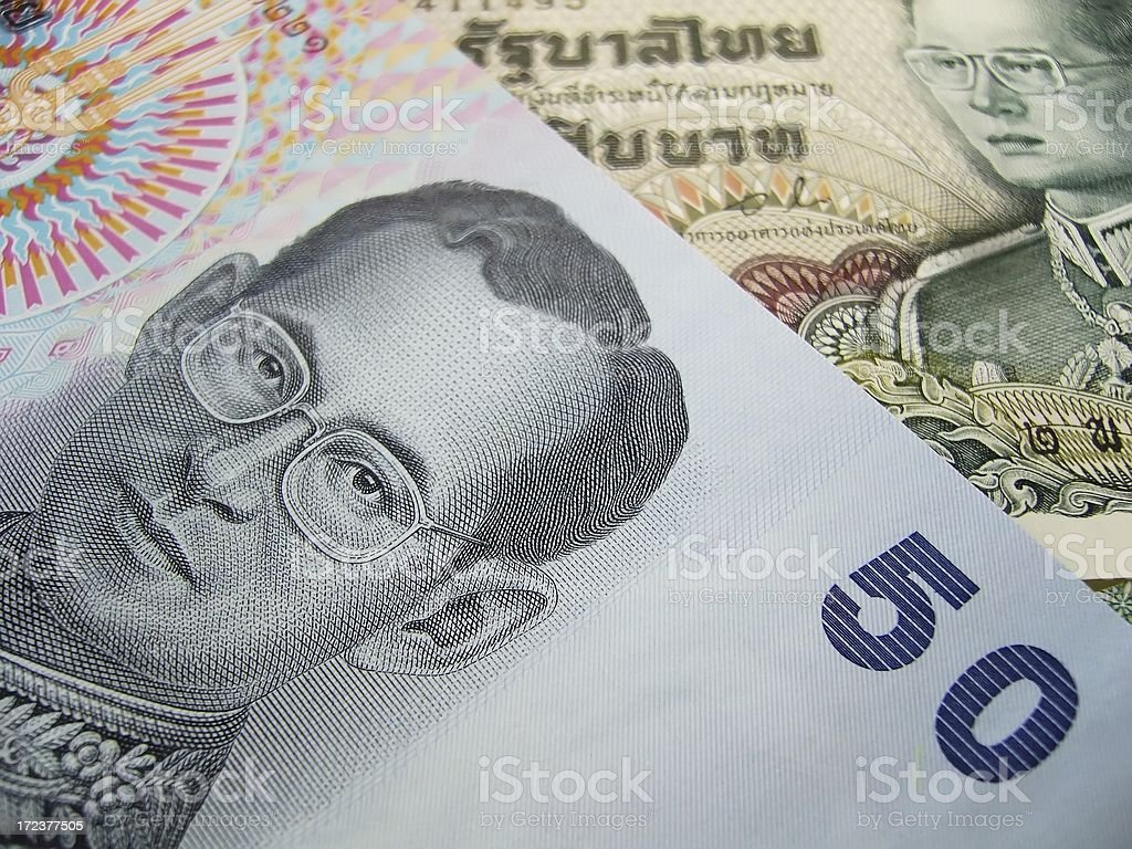 bank notes royalty-free stock photo