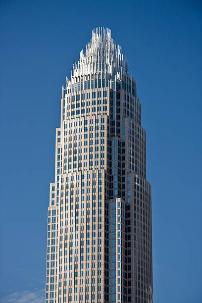 Bank of America Tower stock photo