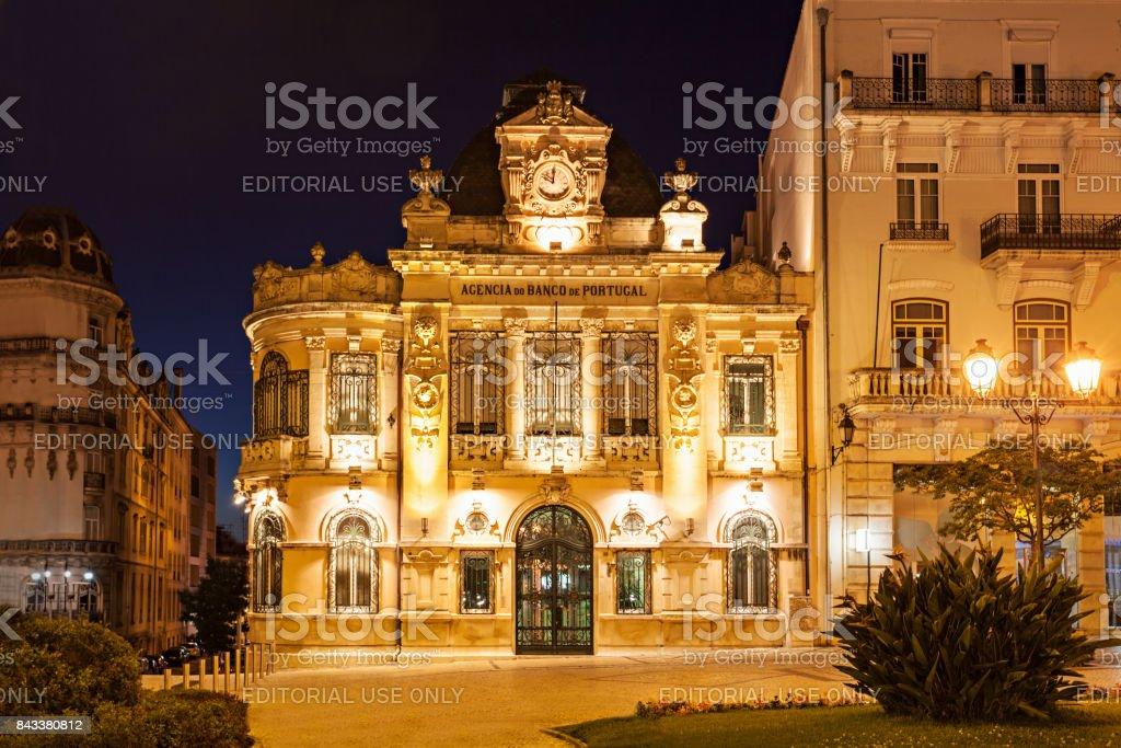 Banco de Portugal - foto de acervo