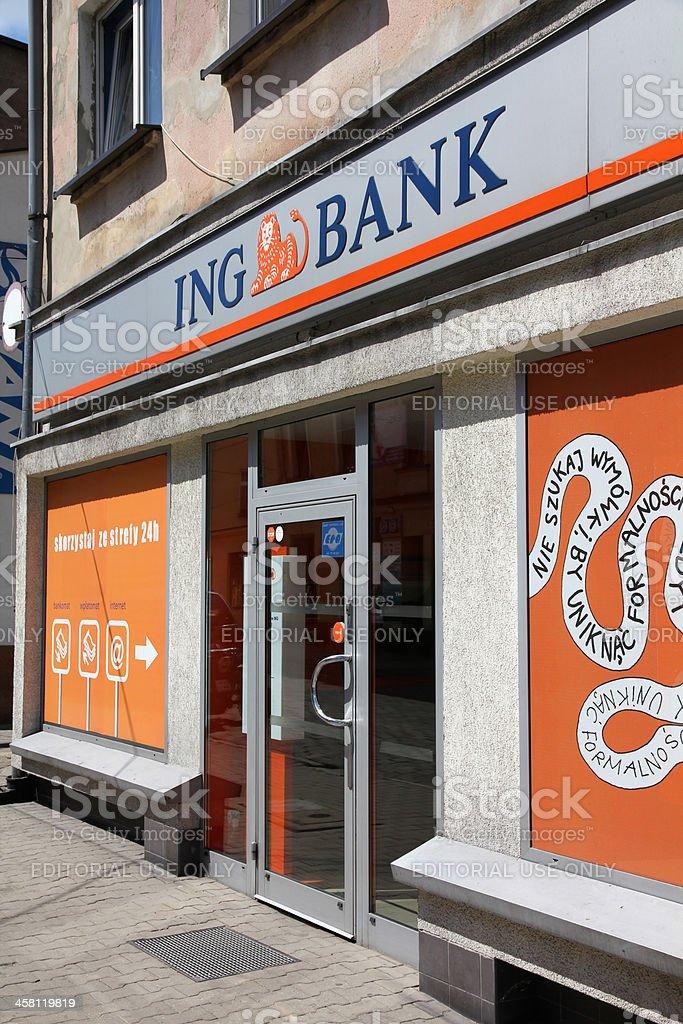 ING Bank stock photo