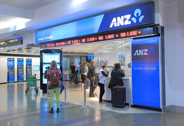 ANZ Bank stock photo