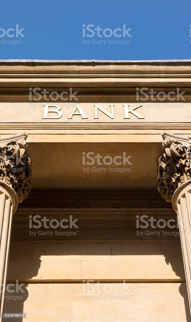 bank stock photo